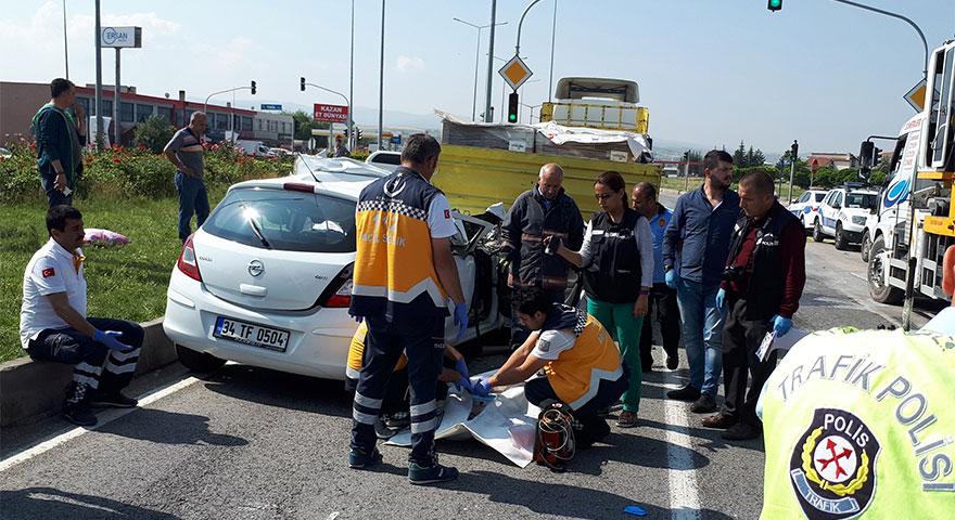 Başkent'te can pazarı: 2 ölü, 2 yaralı