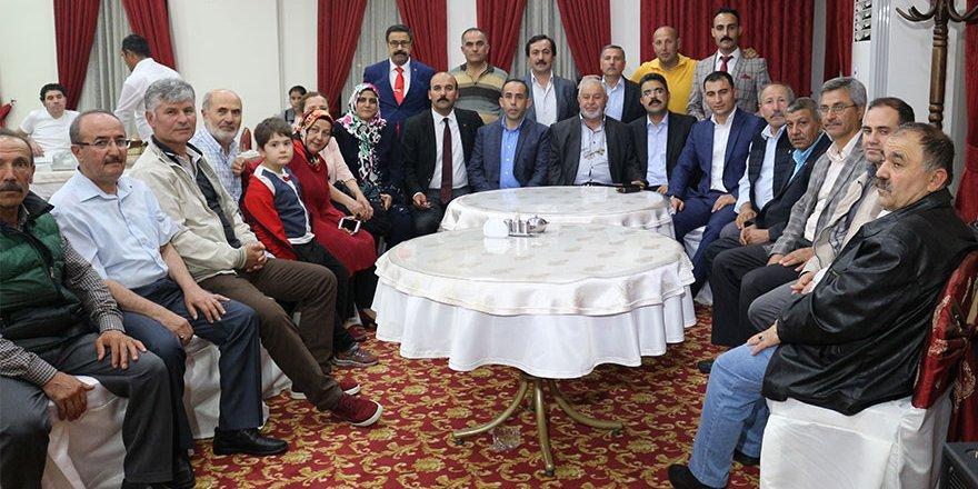 Sincan 71 Kırıkkaleliler Derneği hemşerilerini iftar sofrasında buluşturdu