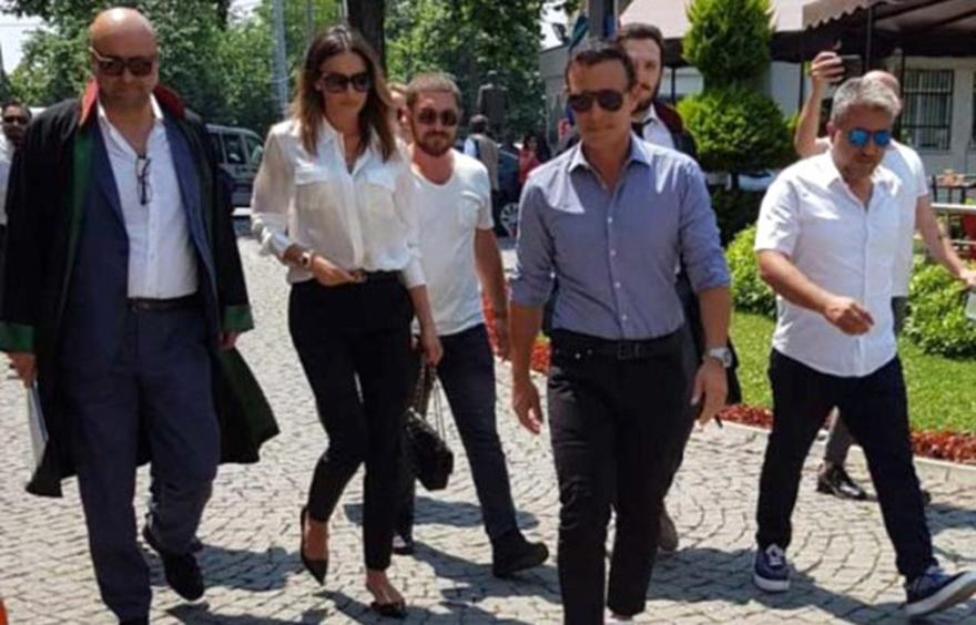 Mustafa Sandal ve Emina Sandal tek celsede boşandı