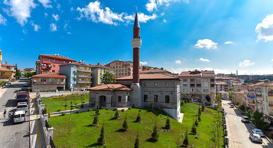 Tiryaki: Altındağ'a 15 cami kazandırdık