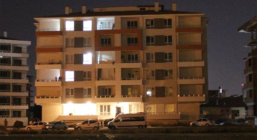 Konya'da korkunç olay