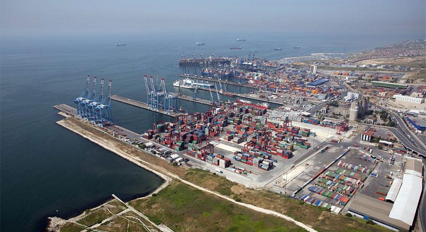 Türk limanları yüzde 18 büyüdü! 5 yılda inanılmaz değişim