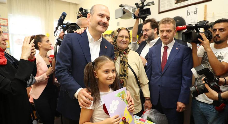 Süleyman Soylu: Sizlere güzel bir Türkiye bırakıyoruz