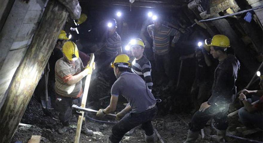 Madencilere 10 milyon lirayı aşkın ceza kesildi