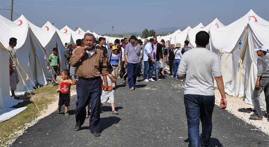 Ülkemizde üç buçuk milyon Suriyeli yaşıyor