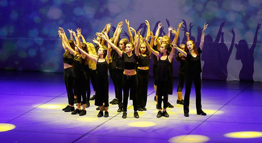 Anadolu Ateşi Ankara Dans Akademisi sezona veda ediyor
