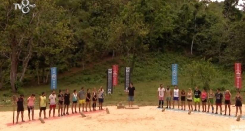 Survivor'da dokunulmazlığı kazanan takım belli oldu