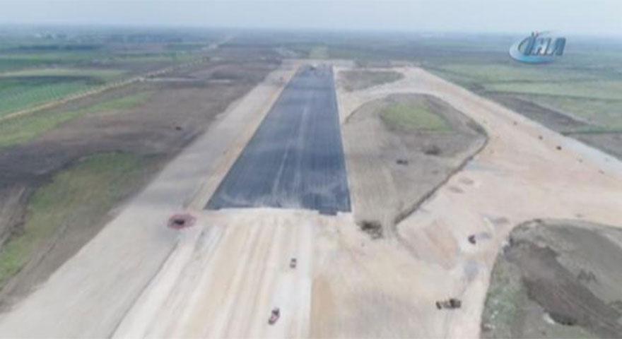 Türkiye'nin ikinci büyüğü olacak! Çukurova Bölgesel Havalimanı yükseliyor