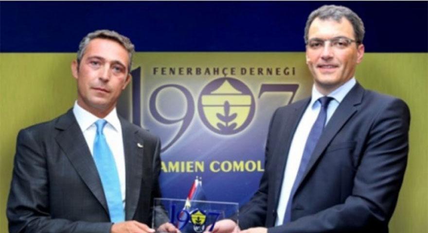Ali Koç ve Sportif Direktör Damien Comolli'den sürpriz karar