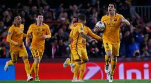 Barcelona 2-1 Atletico Madrid