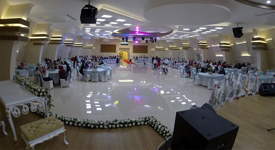 Şükrü Orhan: Ruhsatsız işletmede düğün yapmayın