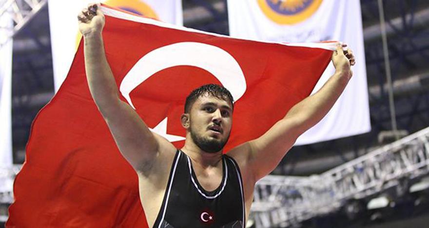 Avrupa Güreş Şampiyonası'nda milliler gururlandırdı