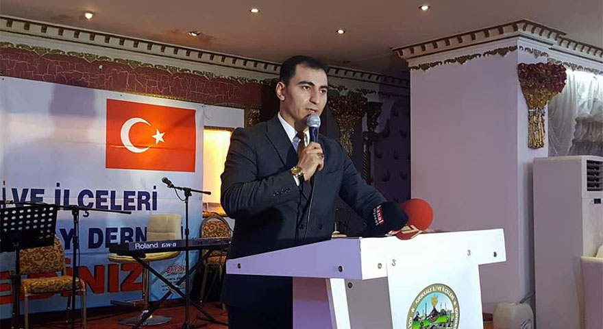 Abdullah Polat: Aynı sofrada olmaktan dolayı çok mutluyuz