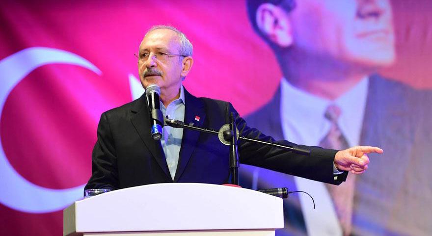 Kılıçdaroğlu istifa çağrısı yaptı