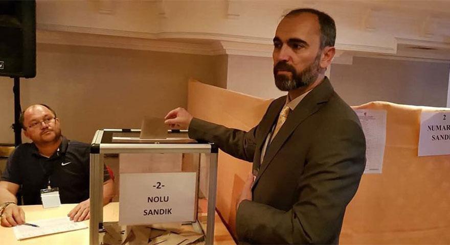 Federasyonda yeni dönem! Mutlu Türkmen Federasyon Başkanlığına seçildi