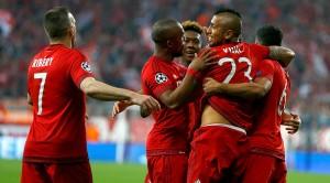 Bayern Münih 1-0 Benfica