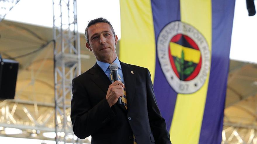Ali Koç'dan flaş Aykut Kocaman açıklaması yaptı