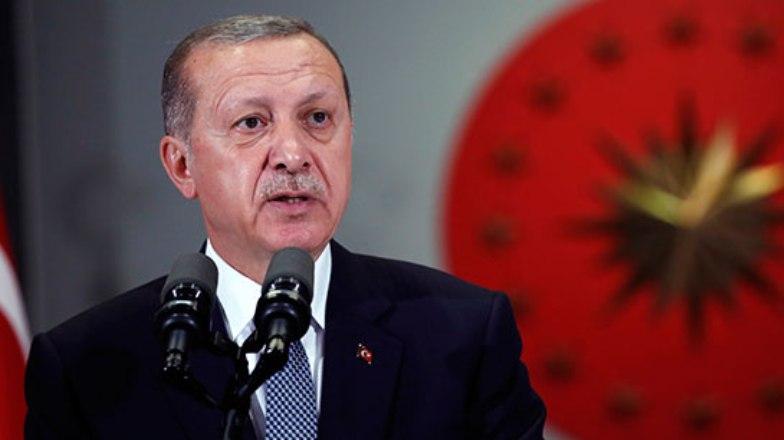 Erdoğan'dan Suruç tepkisi