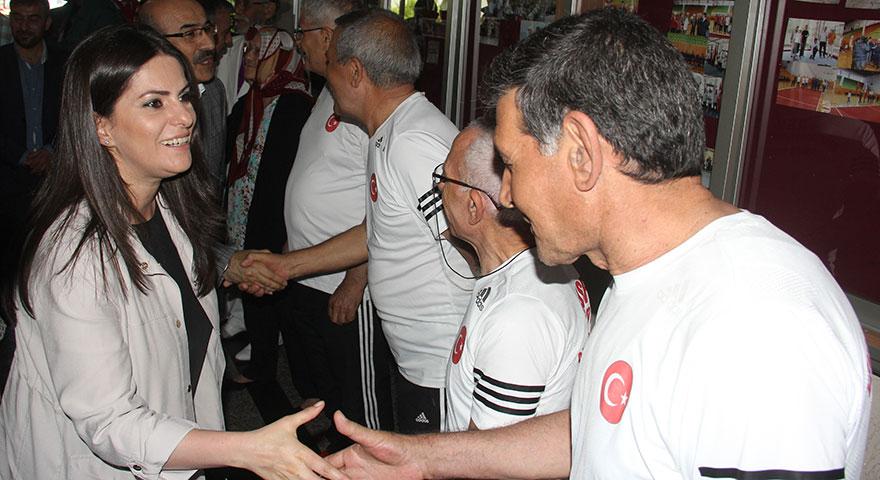"""Bakan Sarıeroğlu: """"Taşerona kadro hayaldi gerçek"""