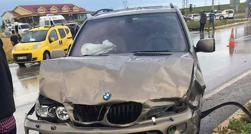 Afyon'da feci kaza:4 ölü, 1 yaralı