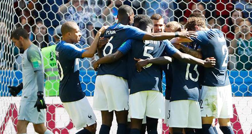 Dünya Kupasında bir ilk yaşandı