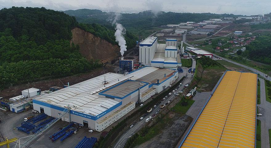 Demir çelik fabrikasında işçiler grev kararı aldı