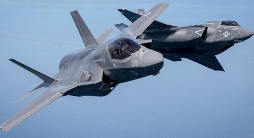 ABD Senatosu Türkiye'ye F-35 satışını bloke etti