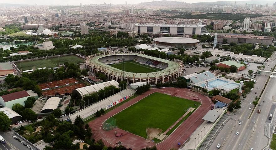 Ankara'ya 55 binlik stat