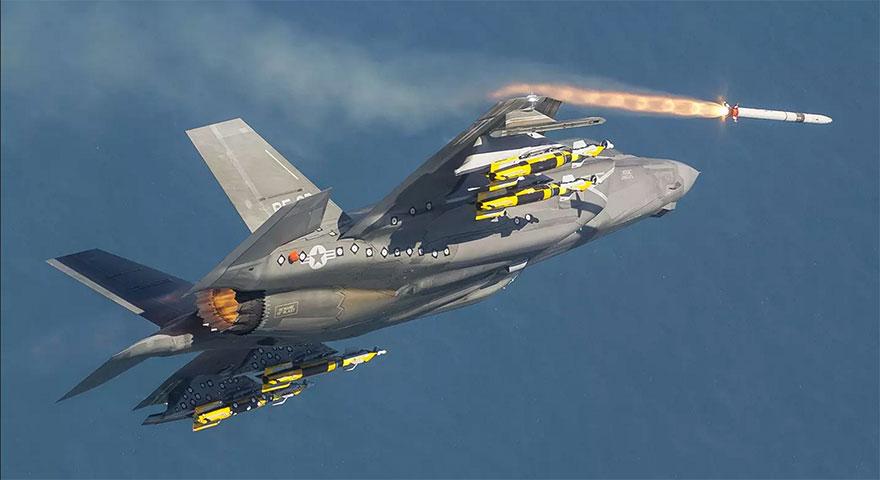 Pentagon'dan F-35 teslimatı açıklaması