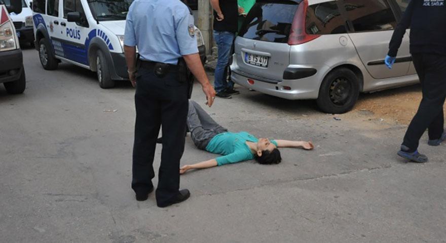 Bursa'da bir kadın kocasını bıçaklayarak öldürdü!