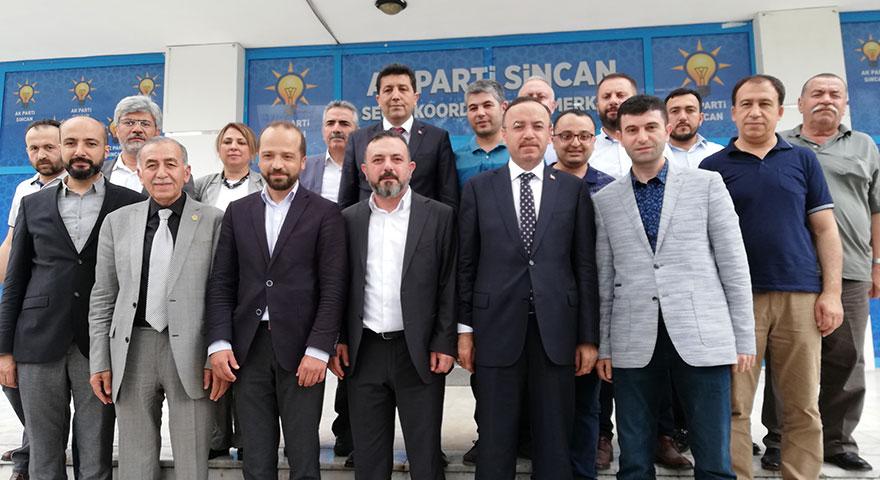 Turan: AK Parti Türkiye'de istikrarın ve istikbalin adıdır