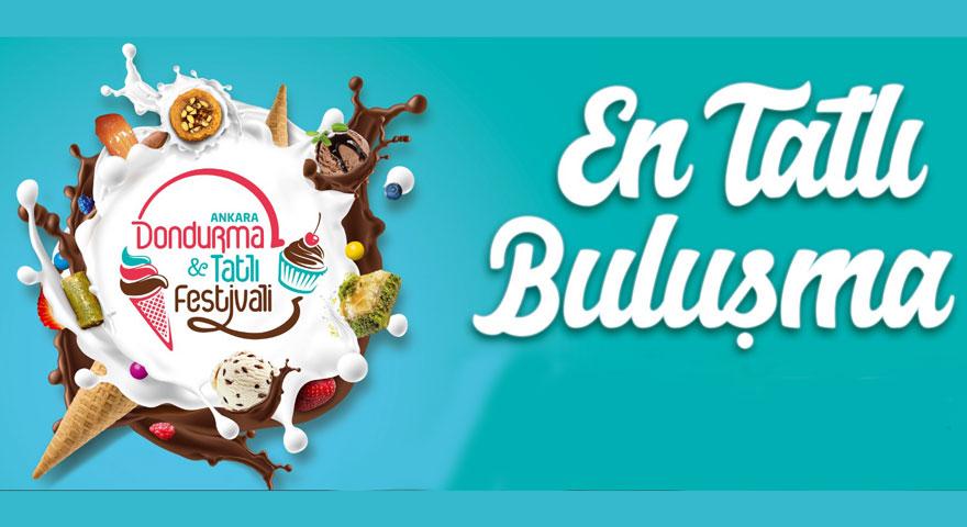 Ankara'da 'en tatlı' festival