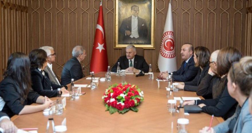 Libya'da kaçırılan Türk mühendisler kurtarıldı