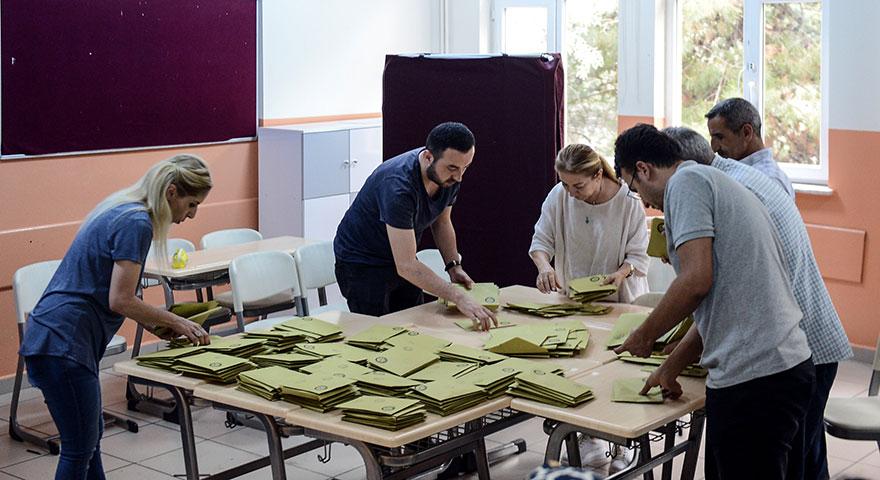 Ankara Seçim Sonuçları: Cumhurbaşkanlığı ve Milletvekili Genel Seçim Sonuçları