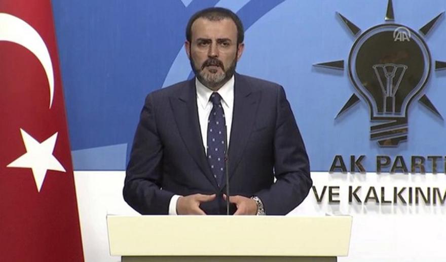AK Parti'de sonuçlara yönelik ilk açıklama Mahir Ünal'dan geldi