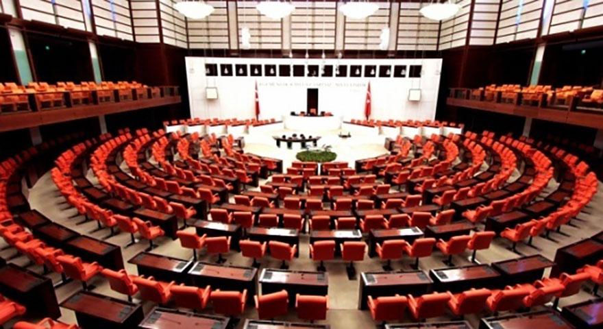 Dikkat çeken isimler parlamentoda yer buldu