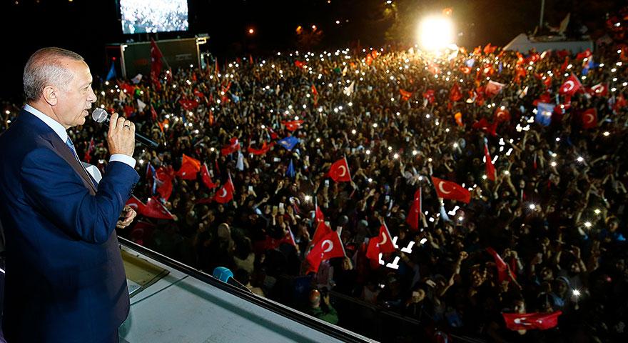 Erdoğan'a rekor oy Adıyaman`ın Sincik ilçesinden geldi