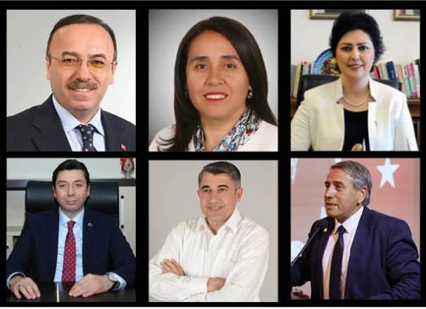 Tarihte ilk defa 6 Kırşehirli mecliste görev yapacak