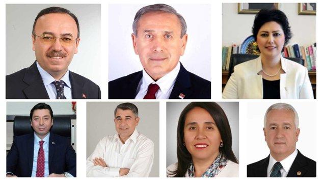 Kırşehirli Milletvekili sayısı 7'ye çıktı