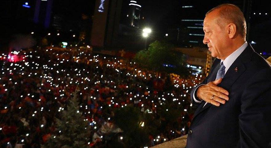 Recep Tayyip Erdoğan: Seçimin galibi demokrasidir