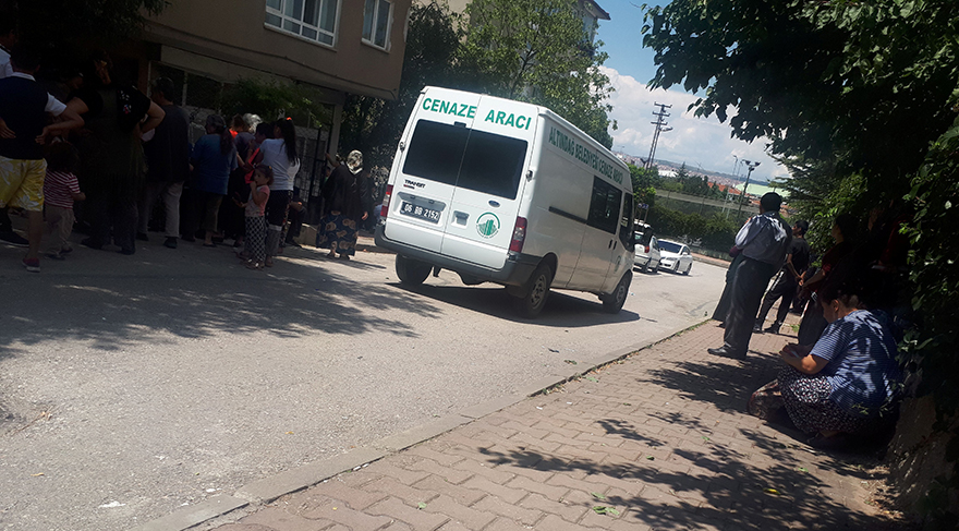 Ankara'da uyuşturucu kullandığı iddia edilen şahıs ölü bulundu