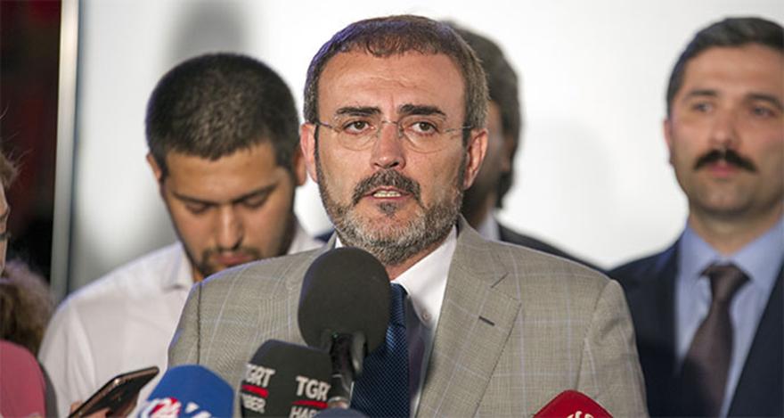 Mahir Ünal: Kılıçdaroğlu milletin iradesine saygı duymuyor