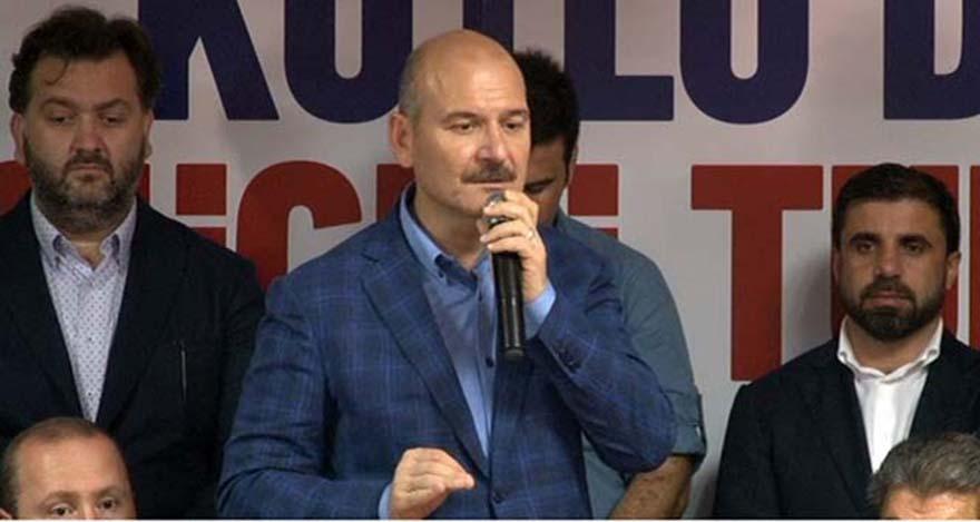 Süleyman Soylu'dan Pervin Buldan'a yanıt