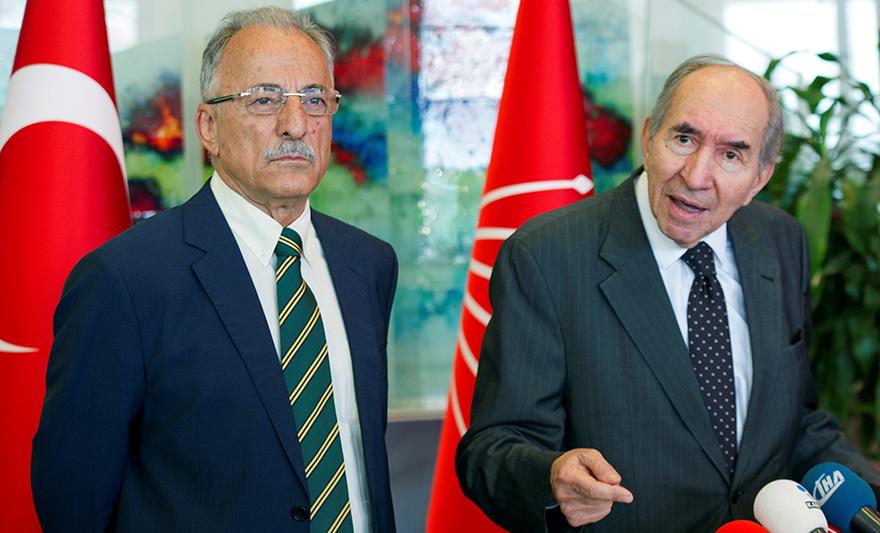 Murat Karayalçın: Hepimiz onun yanındayız