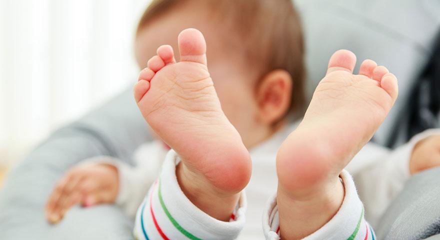 Çarpık ayak Erkek çocuklarında 2 kat daha sık görülüyor
