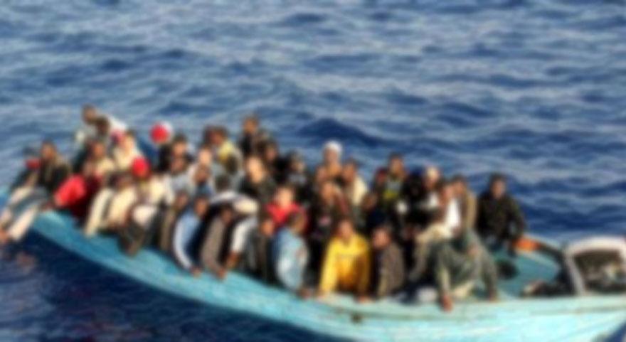 Akdeniz'de yeni facia! Göçmenleri taşıyan bot battı