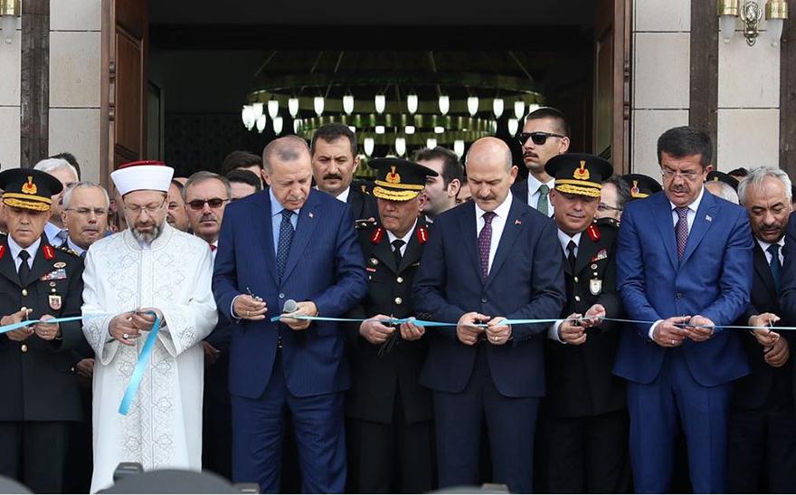 Cumhurbaşkanı Erdoğan: En büyük mücadelemiz terör olacak
