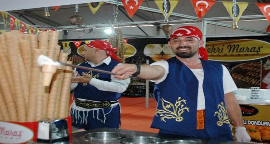 Ankara'nın en tatlı festivali başladı