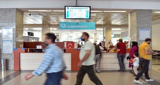 Ankara Büyükşehirden mükelleflere müjde