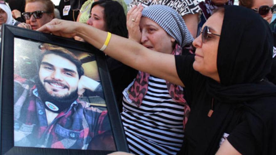 Alper Baycın'ın cenazesi Türkiye'ye getirildi